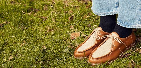 皮便鞋 & 船鞋
