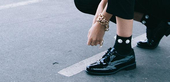 德比 & 系带短筒靴